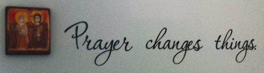 En oppmuntring til å be :)