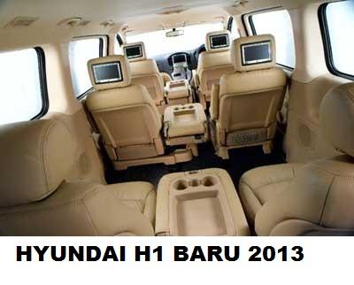 HYUNDAI MOBIL CIBUBUR: JUAL MOBIL HYUNDAI H1 BARU 2013