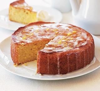 Lemon Drizzle Cake Pictures