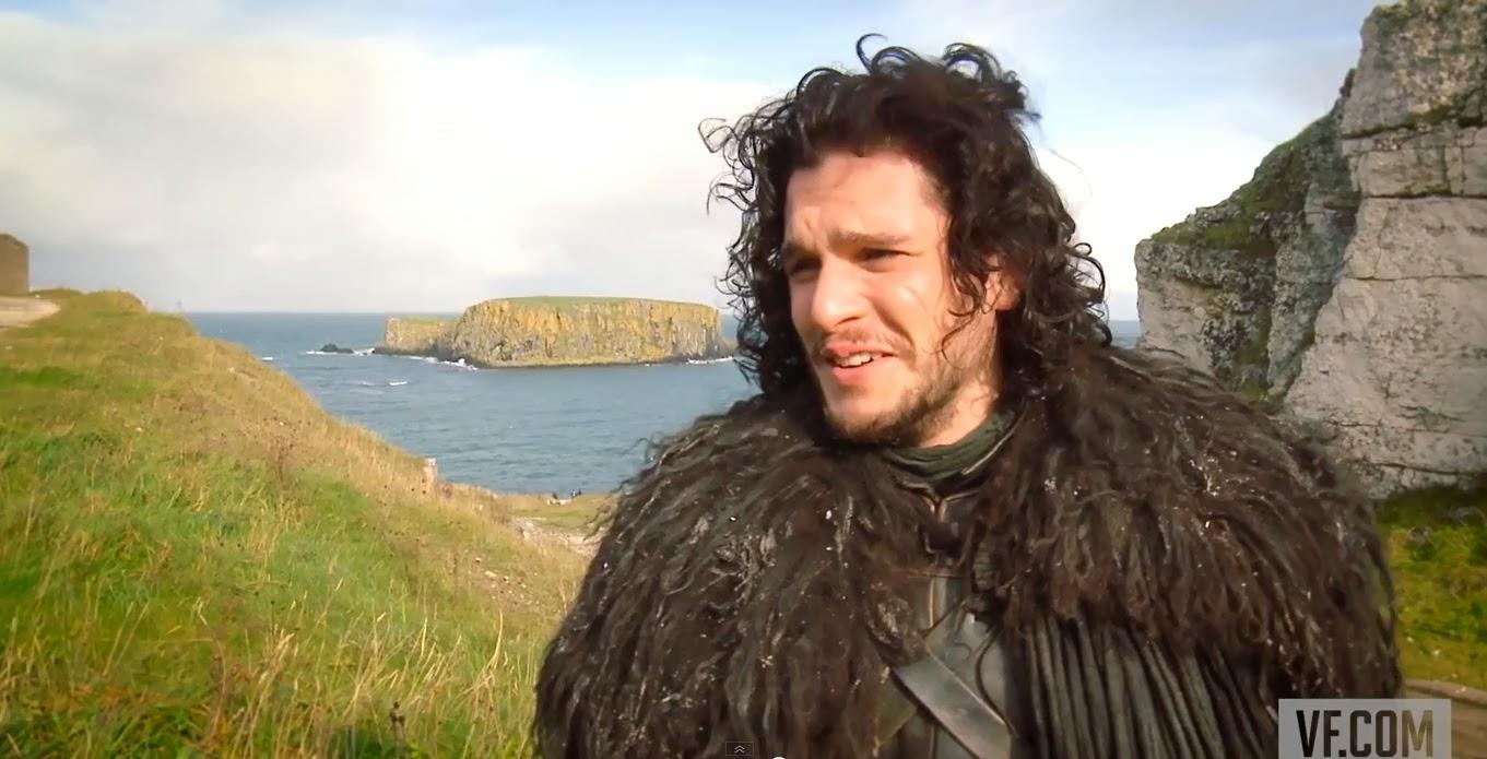 actores de Juego de Tronos dando consejos a sus personajes - Juego de Tronos en los siete reinos