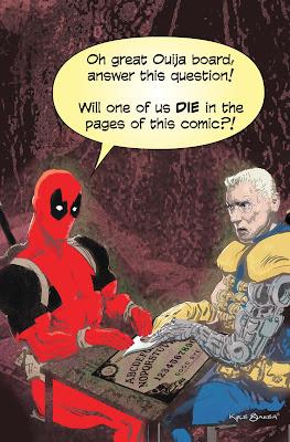 DPOOLMAXV2002 COV flat Best Covers: Marvel Comics solicitations for November 2010
