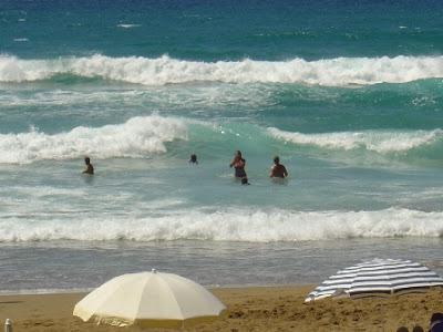 Corfù Pelekas  Spiaggia e Mare