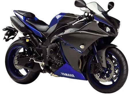 Yamaha R1 CBU Rp 335 juta