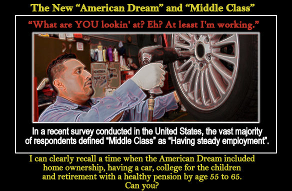 the new american dream accumulation and Lifestory research reaches new conclusions about the condition and achievement of the american dream in a groundbreaking study read the study report here.