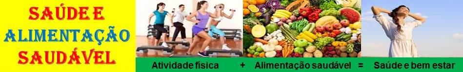 Saúde e Alimentação Saudável