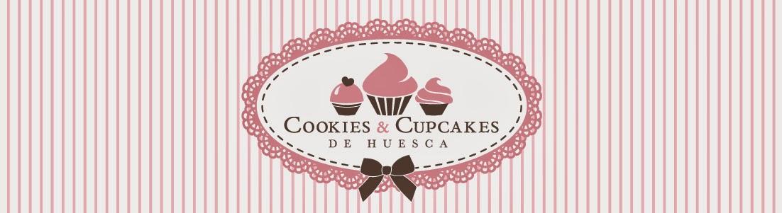 Cookies y cupcakes de Huesca