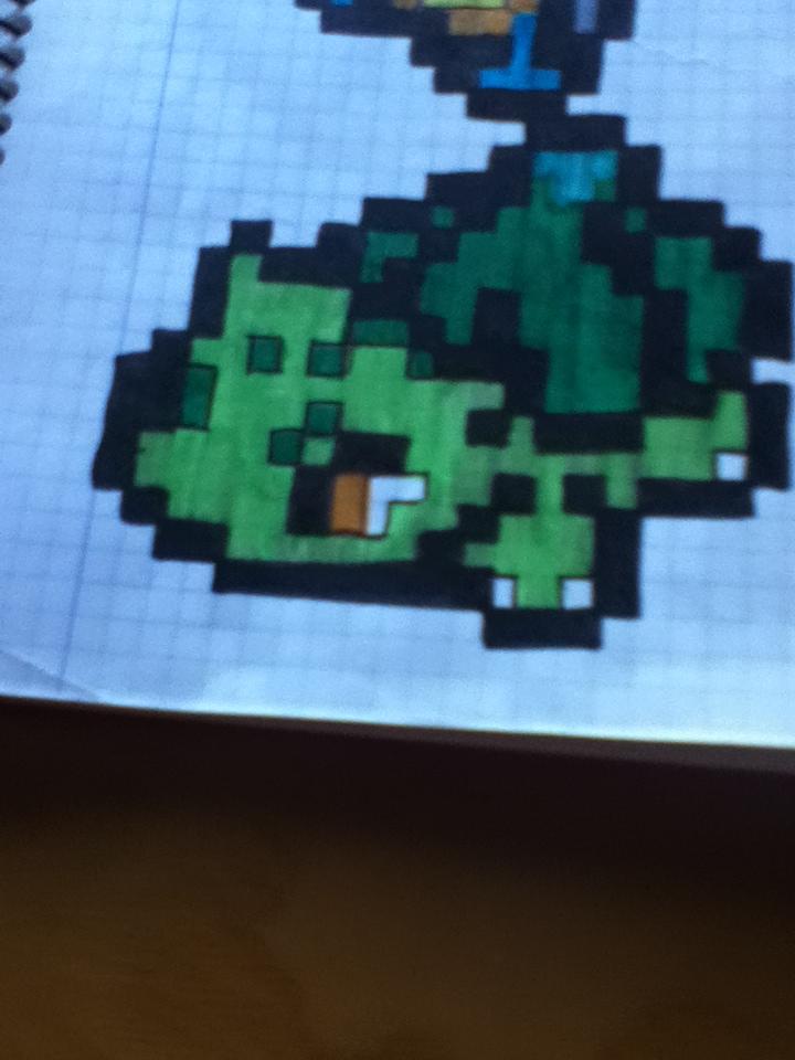 pixel art spain  pok u00e9mon