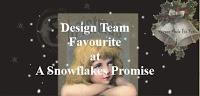 vom Designteam als Favorit gewählt