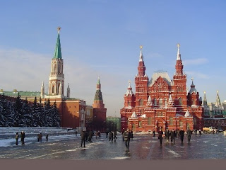 such a great place Red Square Moscow