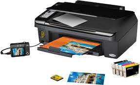 Epson SX200 Resetter Download