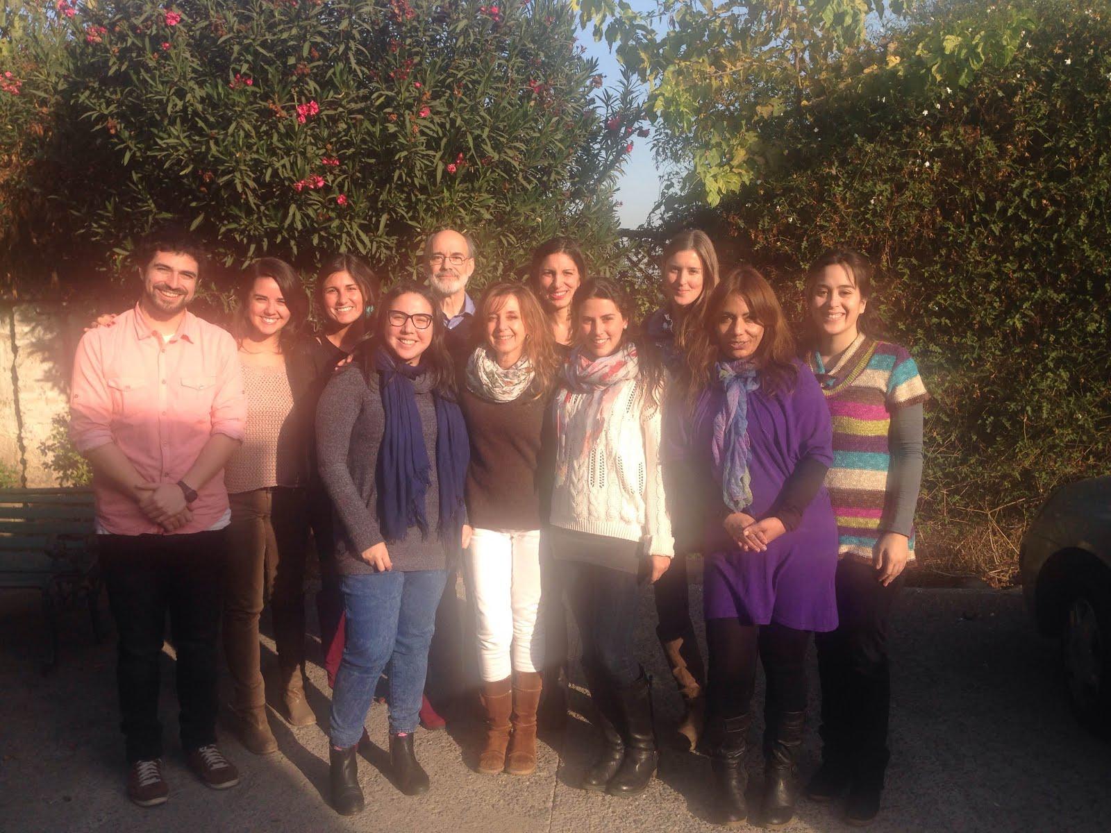 Post- Título Terapia Sistémica de Familias y Parejas. 1º año 2015