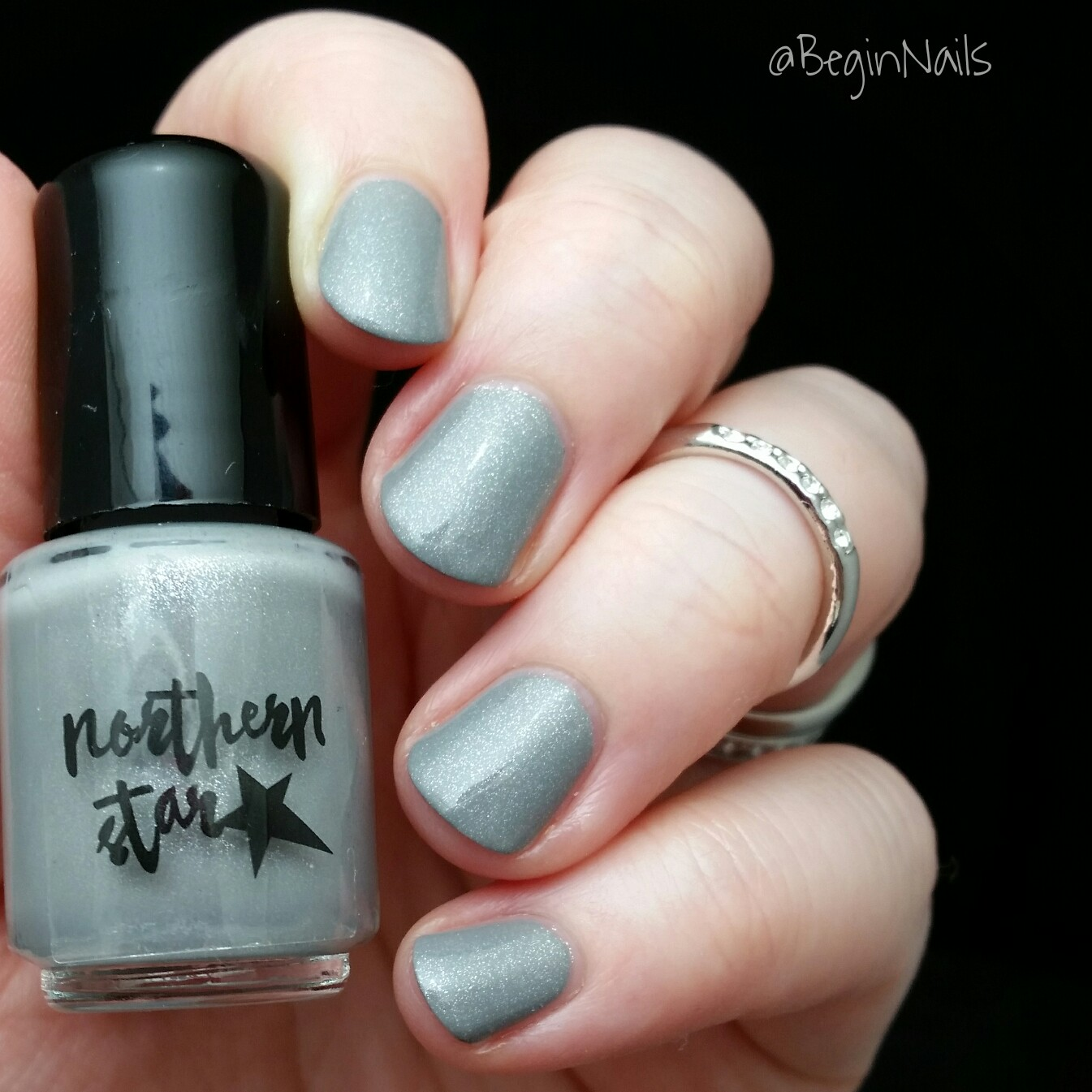 Let\'s Begin Nails: A Mini Indied Box Swatch and Review Part 1