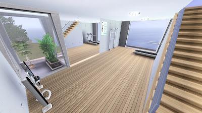 Modern House for Diva 12