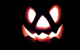 My Spooky Face Dark Gothic Wallpaper