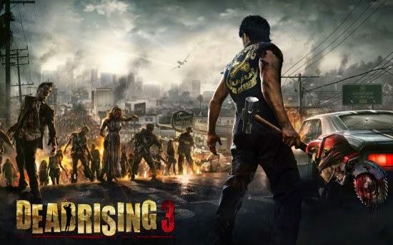 لعبة Dead rising 3