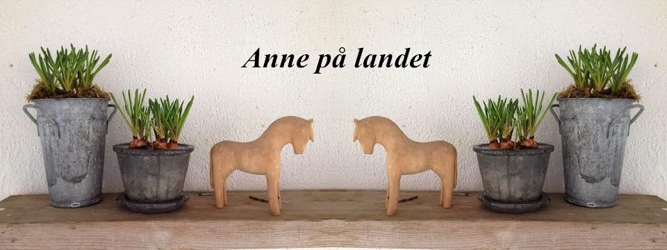 Anne på landet