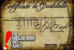 MELHORES DO ANO 2011