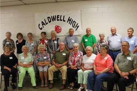 1951- 1954 Classes in 2014 Reunion