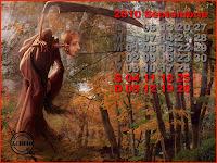 Funny postcard Septembrie Traian Basescu