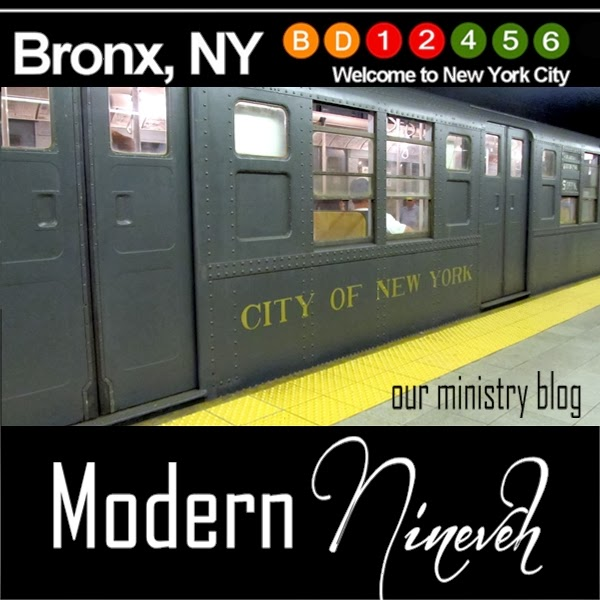 Our Ministry Blog