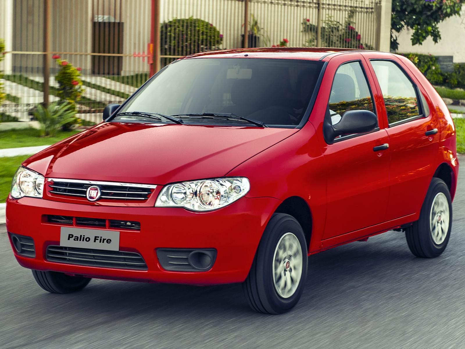 Volkswagen up! x Fiat Palio Fire - preço