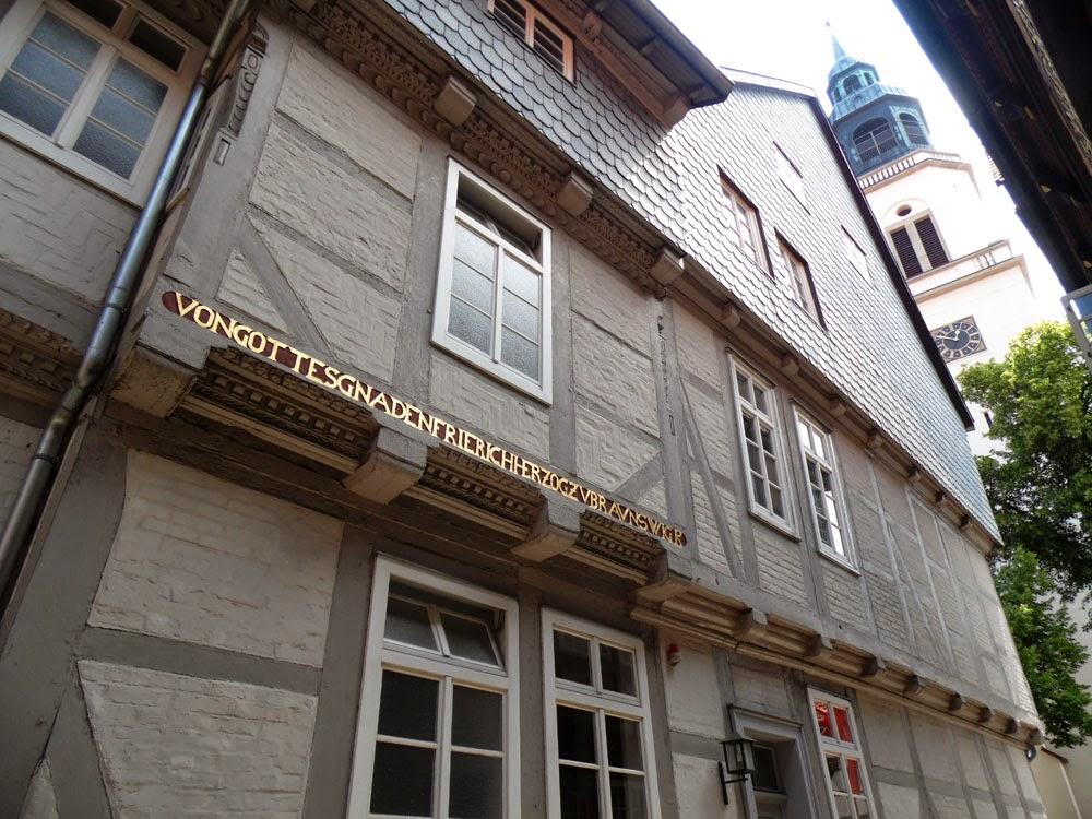 Celle Fachwerkhaus
