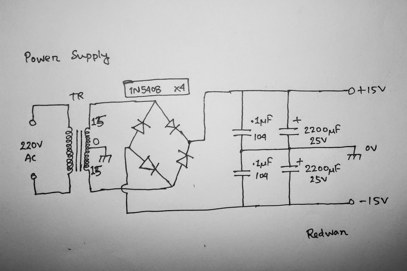 Scavengers Blog 10w Mono Amplifier With Tda 2030 Schematic Audio Ic Tda2030