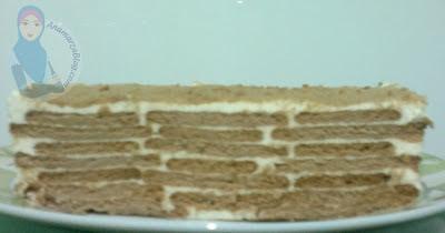 Kek Lapis Cheese Pesona.