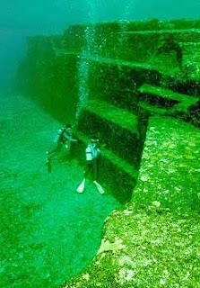 potopljena pacifička civilizacija