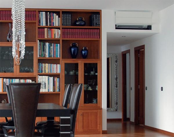 Come nascondere il condizionatore condizionatori d 39 aria - Condizionatori di design ...