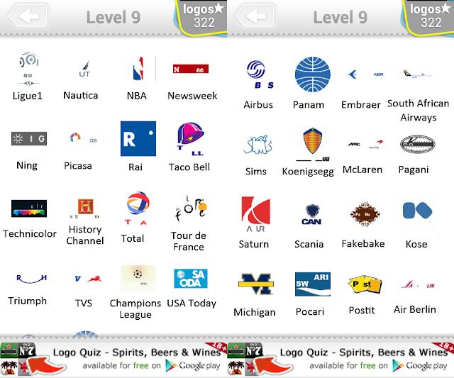Logos Quiz Level 9