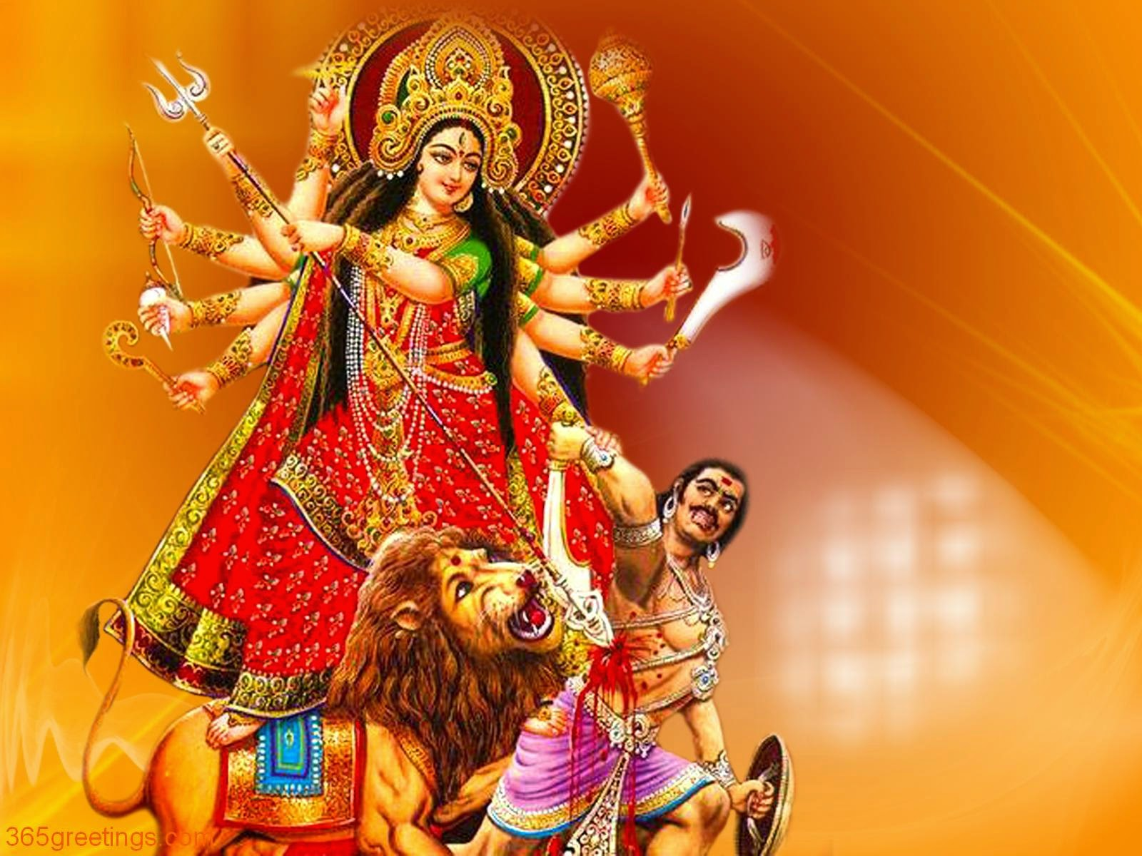 Best Maa Durga hd wallpaper for free download