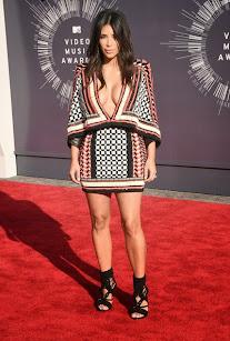 Kim Kardashian en los premios MTV Awards 2014.