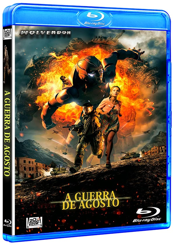 A Guerra de Agosto – BluRay – Dublado Torrent
