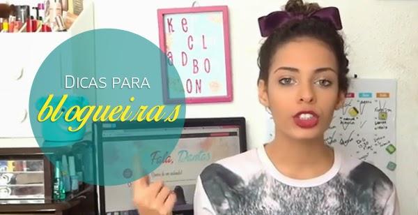 Dicas para blogueiras - Jessica Dantas - Blog Fala Dantas