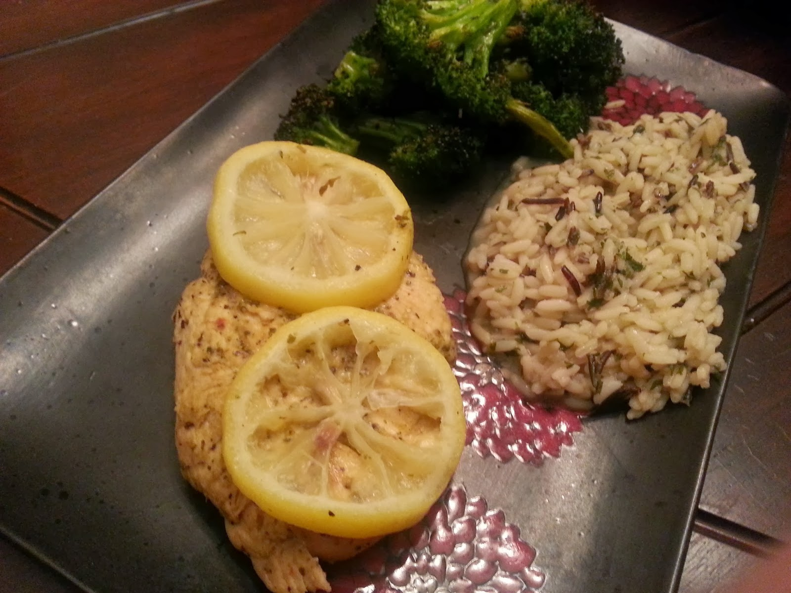 how to cook lemon chicken at home