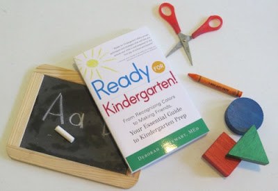 Book review Ready for Kindergarten by Deborah Stewart