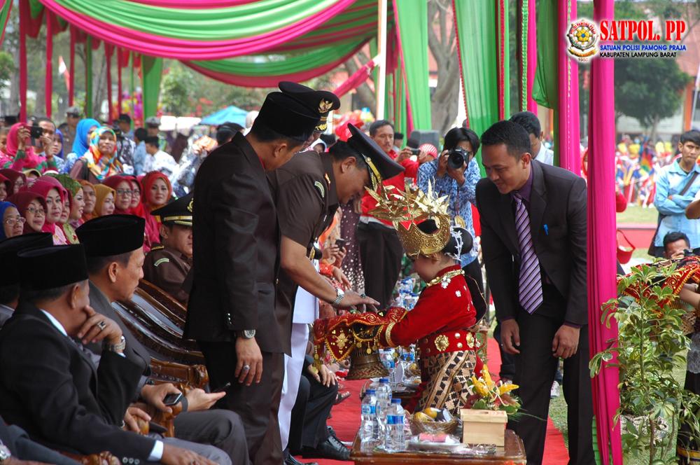 HUT Lampung Barat Ke-24 Tahun 2015