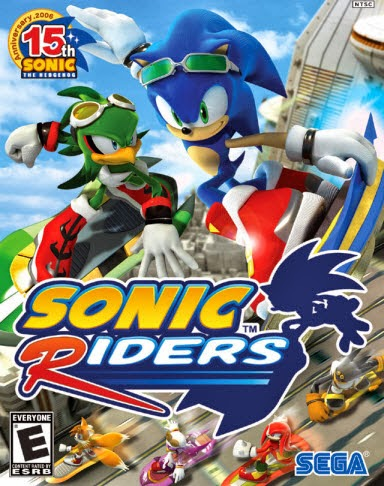 Telecharger sonic riders complet telecharger jeux pc gratuit - Telecharger sonic gratuit ...