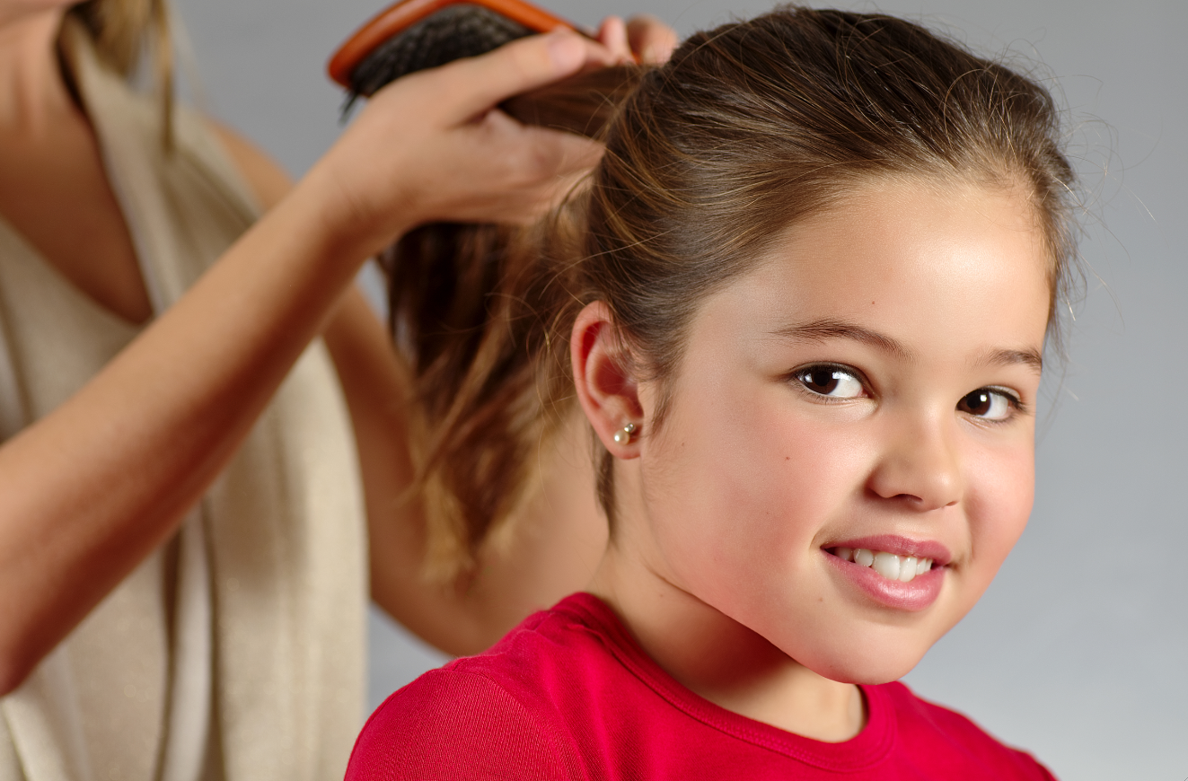 Get Rid Of Head Lice In Young Children