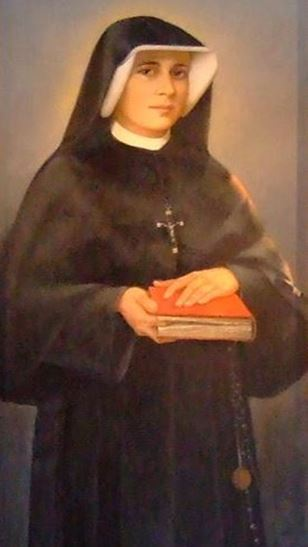 OCTOBER 5 - Saint Faustina Kowalska - The secretary of The Divine Mercy