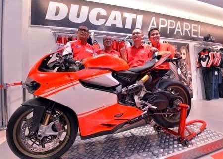 Tim Balap Ducati