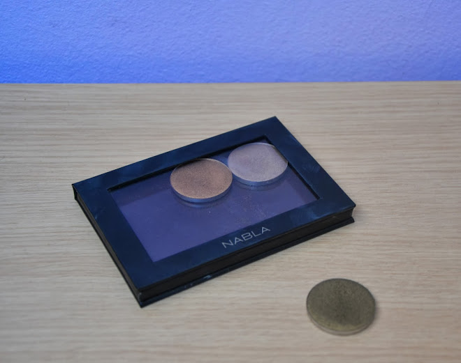 Review: Nabla Cosmetics Eyshadow in Extravirgin