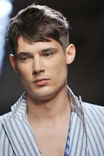 Cómo hacer peinados para hombres Cortes de pelo - Como Hacerse Un Peinado Hombre