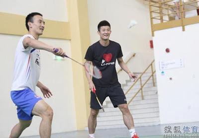 Chen Long, Du YuPeng