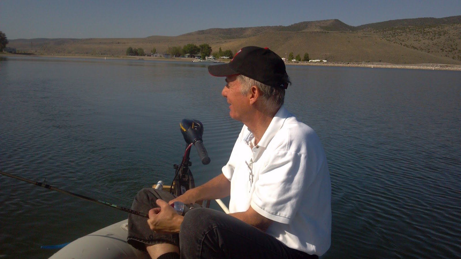 Fishing reports utah otter creek 6 16 12 for Utah fish stocking report
