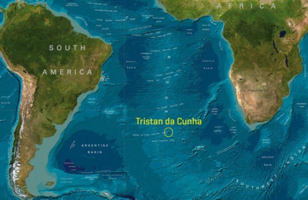 Tristan da Cunha [2]