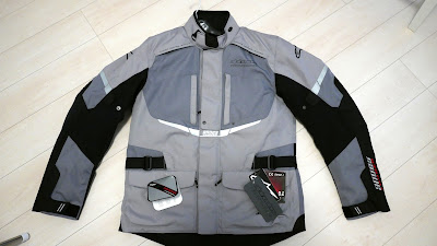 Alpinestars Andes jacket review