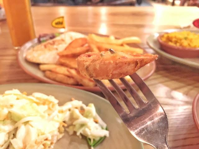 Nando's Singapore - Potato Wedges