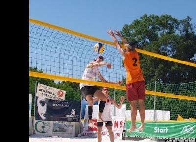 Longest Beach Volleyball Marathon